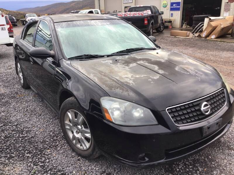 2006 Nissan Altima for sale at Troys Auto Sales in Dornsife PA