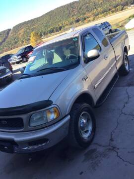1998 Ford F-150 for sale at Troys Auto Sales in Dornsife PA