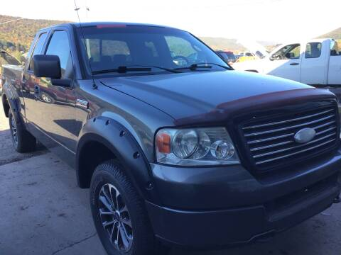 2004 Ford F-150 for sale at Troys Auto Sales in Dornsife PA