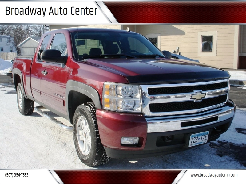 2009 chevrolet silverado 1500 lt in new ulm mn broadway auto center. Black Bedroom Furniture Sets. Home Design Ideas