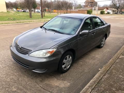 2002 Toyota Camry For Sale >> 2002 Toyota Camry For Sale Carsforsale Com