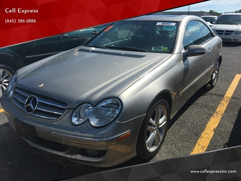 2004 Mercedes-Benz CLK for sale in Middletown, NY