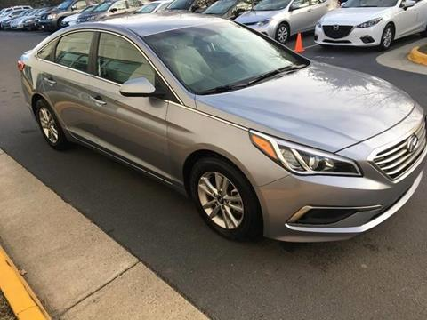 2017 Hyundai Sonata for sale at Best Auto Group in Chantilly VA