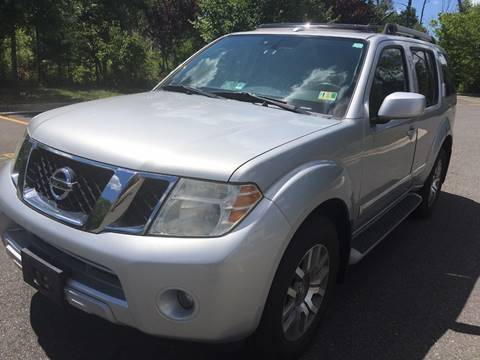 2011 Nissan Pathfinder for sale at Best Auto Group in Chantilly VA