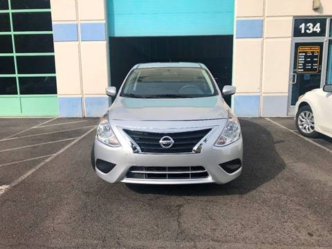 2017 Nissan Versa for sale at Best Auto Group in Chantilly VA