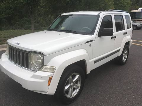 2008 Jeep Liberty for sale at Best Auto Group in Chantilly VA