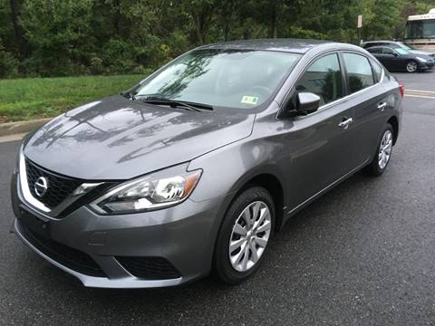 2017 Nissan Sentra for sale at Best Auto Group in Chantilly VA