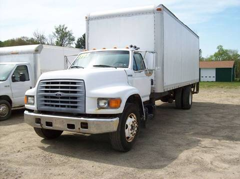 1999 Ford F-800 for sale in Waterford, PA