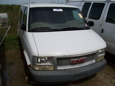 2001 GMC Safari Cargo for sale in Waterford, PA