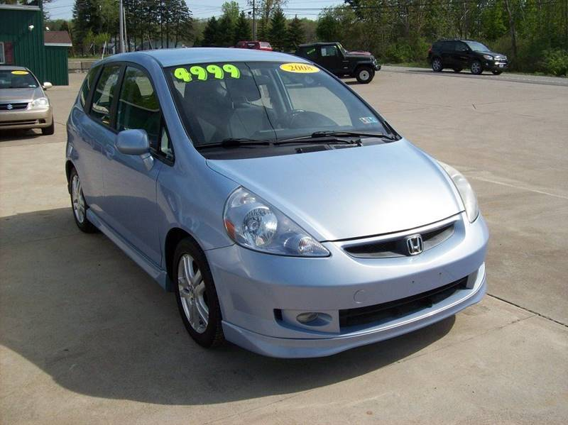 2008 Honda Fit For Sale At Summit Auto Inc In Waterford PA