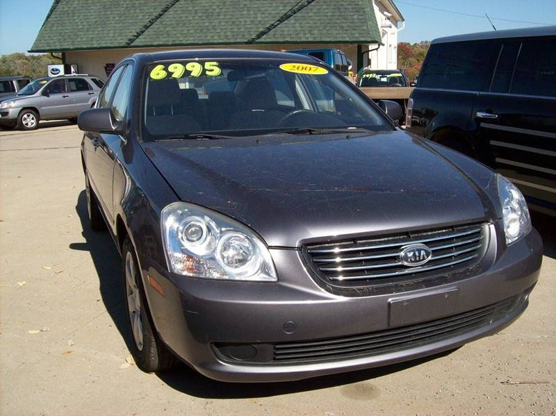 2007 Kia Optima For Sale At Summit Auto Inc In Waterford PA