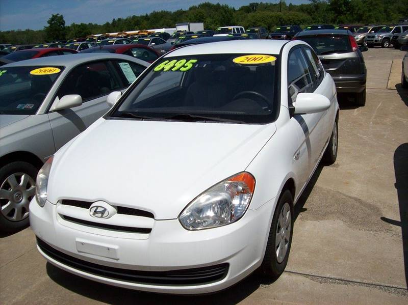 2007 Hyundai Accent for sale at Summit Auto Inc in Waterford PA