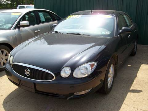 2005 Buick LaCrosse for sale at Summit Auto Inc in Waterford PA