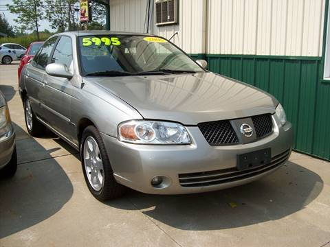 2005 Nissan Sentra for sale at Summit Auto Inc in Waterford PA