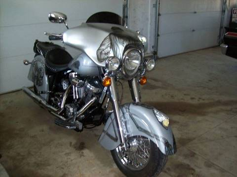 2002 Indian CHIEF for sale in Waterford, PA