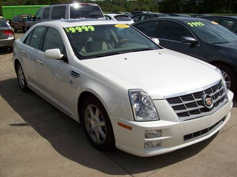 2011 Cadillac STS for sale at Summit Auto Inc in Waterford PA