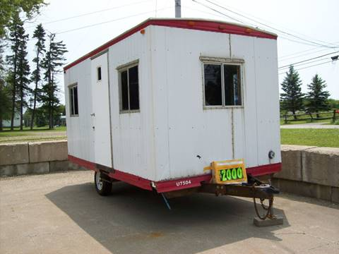 2007 MICHIANA OFFICE TRAILER for sale in Waterford, PA