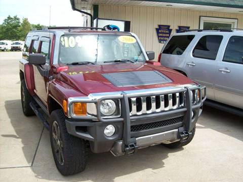 2010 HUMMER H3 for sale in Waterford, PA