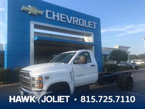 2019 Chevrolet Silverado 4500HD for sale in Joliet, IL