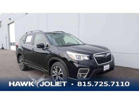 2020 Subaru Forester for sale in Joliet, IL