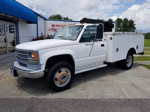 1992 Chevrolet 3500 CHEYENNE DUALLY for sale in Sneads Ferry, NC