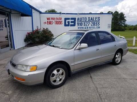 G3 Auto Sales - Sneads Ferry NC - Inventory Listings