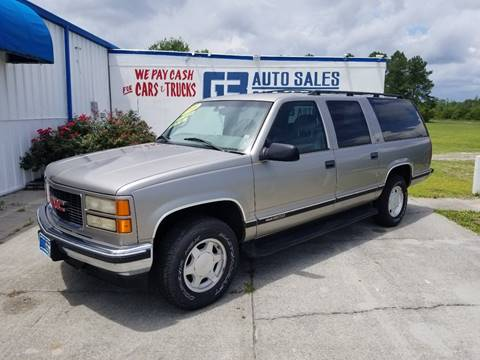 1999 GMC Suburban for sale in Sneads Ferry, NC