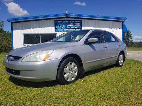 2004 Honda Accord for sale in Sneads Ferry, NC