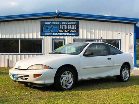 1999 Chevrolet Cavalier for sale in Sneads Ferry, NC
