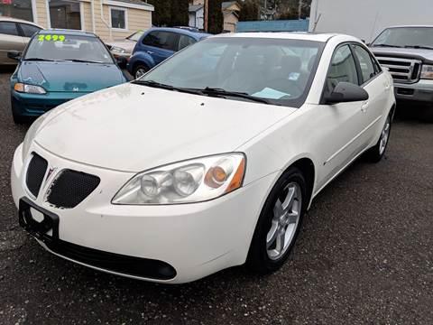 2007 Pontiac G6 for sale in Bremerton, WA