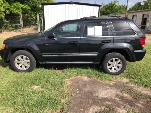 2008 Jeep Grand Cherokee For Sale At Van Zandt Truck And Auto In Canton TX