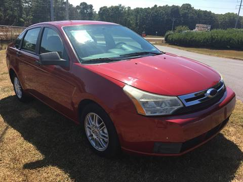 2010 Ford Focus for sale in Buford, GA