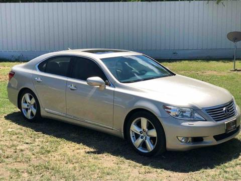 2011 Lexus LS 460 For Sale In Fort Worth, TX