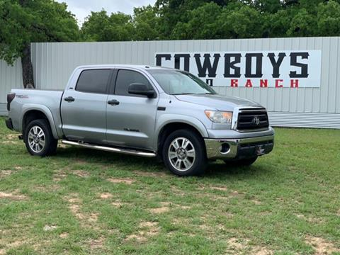 2012 Toyota Tundra for sale in Fort Worth, TX