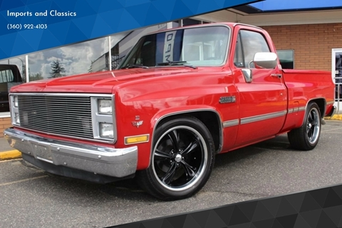1987 GMC R/V 1500 Series for sale in Lynden, WA