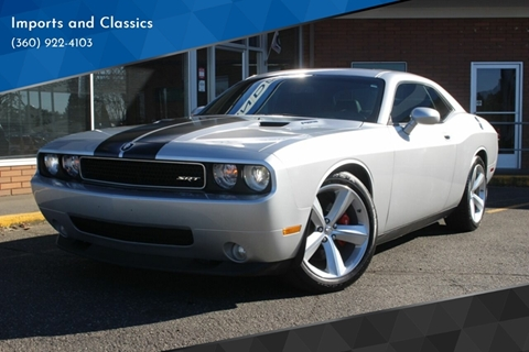 2010 Dodge Challenger for sale in Lynden, WA