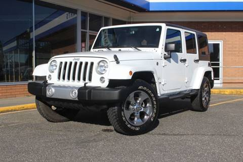 2018 Jeep Wrangler Unlimited for sale in Lynden, WA