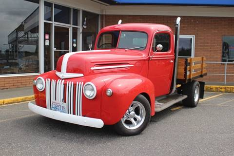 1946 Ford F-100 for sale in Lynden, WA