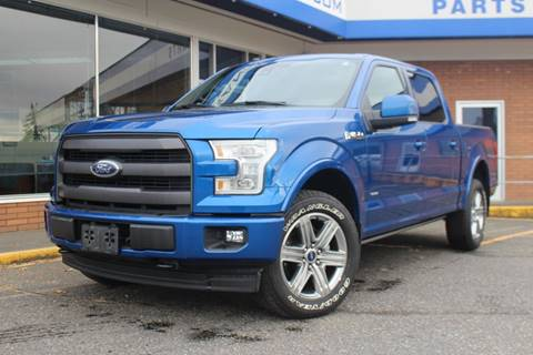 2017 Ford F-150 for sale in Lynden, WA