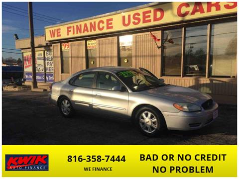 2007 Ford Taurus for sale in Raytown, MO