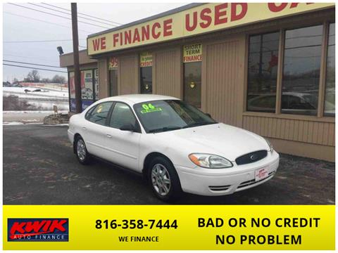2006 Ford Taurus for sale in Raytown, MO
