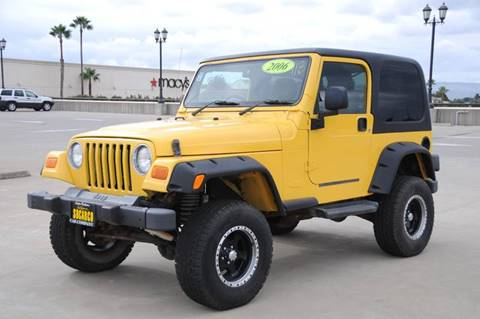 used 2006 jeep wrangler for sale in california. Black Bedroom Furniture Sets. Home Design Ideas
