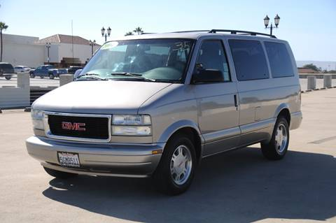 2004 GMC Safari for sale in Santa Maria, CA