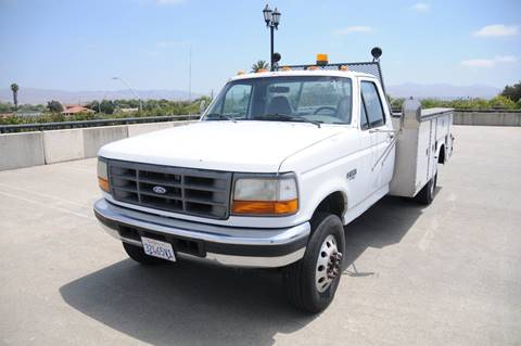 1997 Ford F-450 for sale in Santa Maria, CA