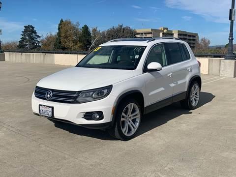Volkswagen San Luis Obispo >> Used Volkswagen Tiguan For Sale In San Luis Obispo Ca