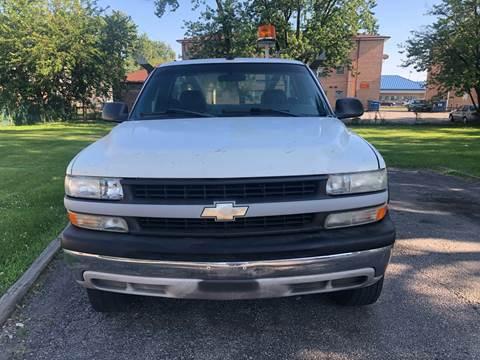 2001 Chevrolet Silverado 2500HD for sale in Bridgeview, IL