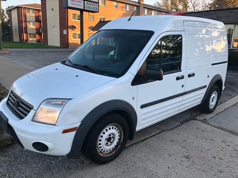 2012 Ford Transit Connect for sale at Midland Commercial. Chicago Cargo Vans & Truck in Bridgeview IL