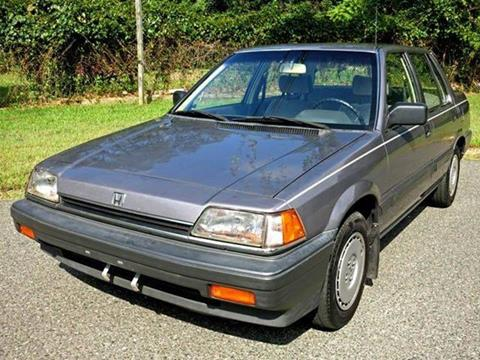 Used 1987 Honda Civic For Sale Carsforsale