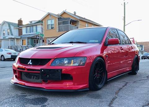 Superior 2006 Mitsubishi Lancer Evolution For Sale In Marlboro, NJ