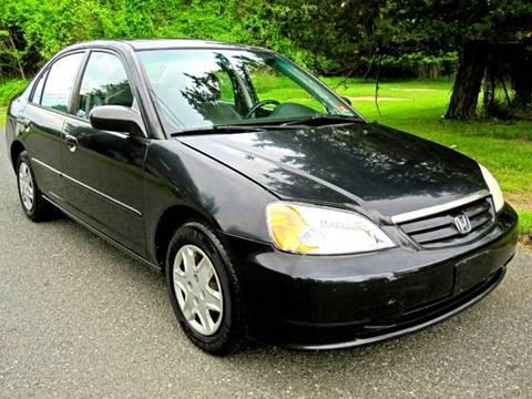 2002 Honda Civic for sale in Marlboro, NJ